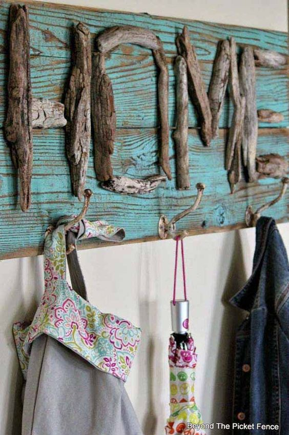 Summer Ideas - crafts for the walls7