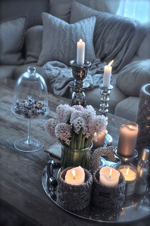 living room table decoration ideas1