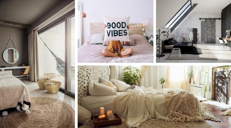 modern adult bedroom