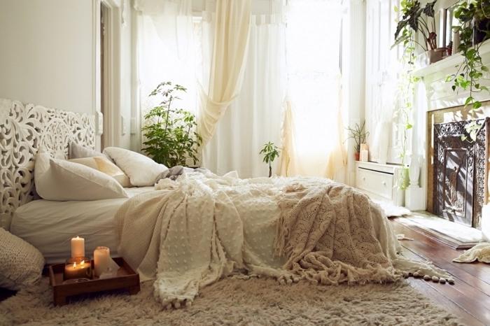 30 Best Bohemian Bedroom Ideas Best Home Decor Ideas 2016 in Modern Bohemian Bedroom - Man 17