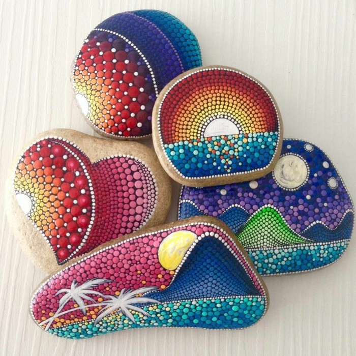 The ultimate guide for DIY rock painting and craft ideas4
