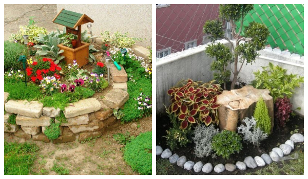 flowerbed ideas for your garden10