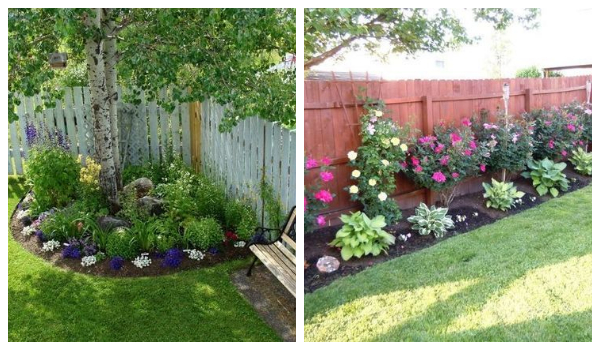flowerbed ideas for your garden2