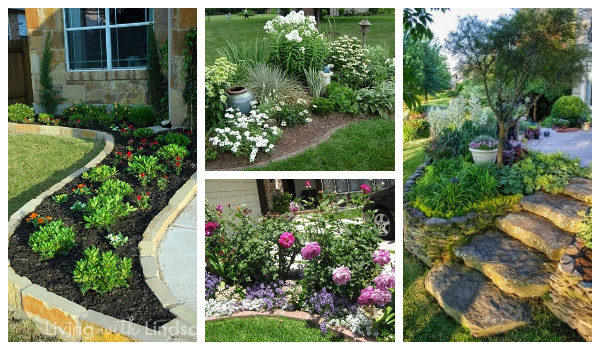 flowerbed ideas for your garden3