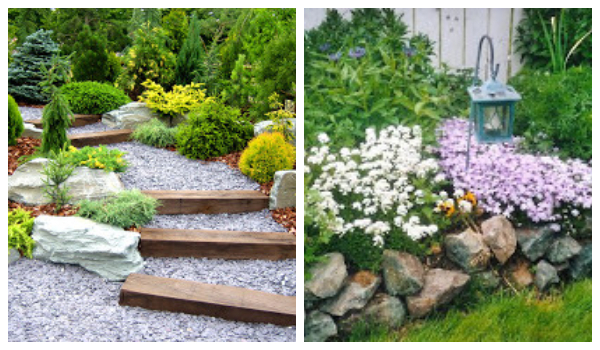 flowerbed ideas for your garden9
