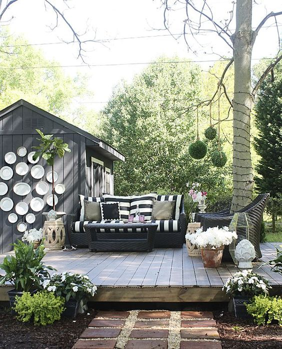 low cost terrace ideas6