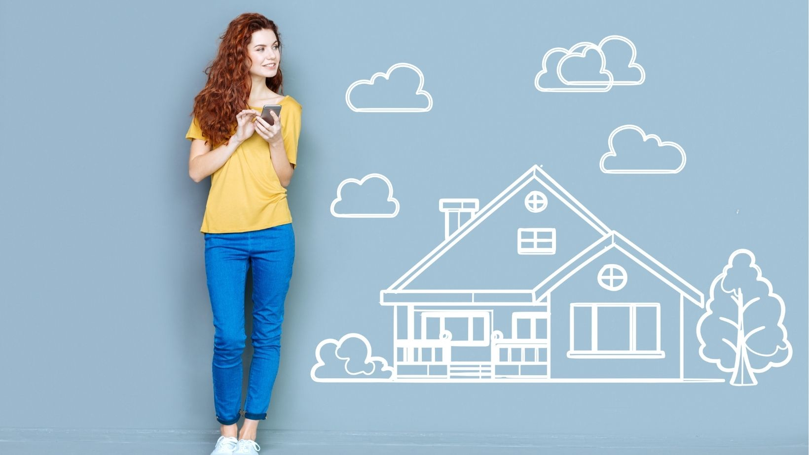 buying a house in trust for a child